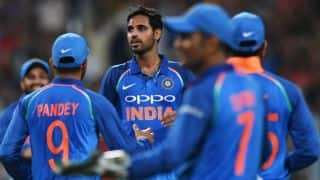 India vs Australia, 2nd T20I: They bowled better than us, opines Bhuvneshwar Kumar