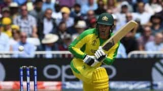 If I'm half as good as Michael Hussey, I'll be happy: Alex Carey
