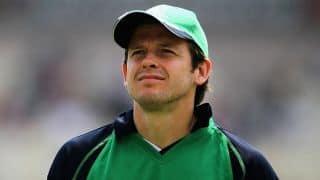 Live Cricket Scorecard: Ireland vs Scotland 2015, Match 6, Dubai Triangular series
