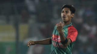 Mustafizur Rahman: Feels good to be part of IPL 2016 for Sunrisers Hyderabad