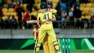 New Zealand vs Australia 2015-16: 2nd ODI at Wellington