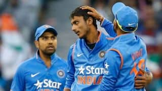 Akshar Patel says he was not worried about comeback; feels team India can win 2019 world cup
