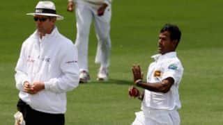 Sri Lanka's Nuwan Kulasekara announces retirement from Test cricket