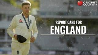Marks out of 10 for Joe Root and co.