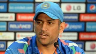 MS Dhoni admits controversies are part of Indian cricket