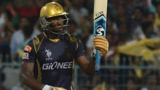 Kolkata Knight Riders vs Kings XI Punjab, IPL 2015 Match 44 at Kolkata