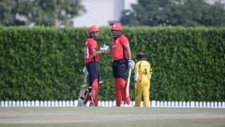 ICC World Cricket League: Hong Kong finish 3rd following win over Papua New Guinea