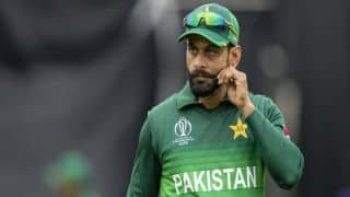 Can't blame any result, but India lacked intent in Eng WC game: Hafeez