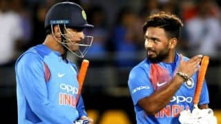 I know those are big shoes to fill, Rishabh Pant on MS Dhoni's replacement