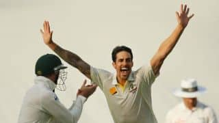 Ashes 2013-14: Mitchell Johnson and Michael Clarke toppers in the Adelaide Test