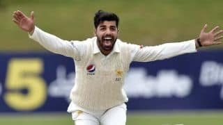 New Zealand vs Pakistan: shadab Khan ruled out of first test due to thigh injury
