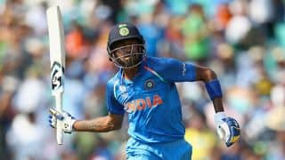 How Hardik Pandya becomes a 'six machine': Watch Video