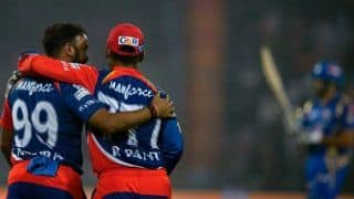 DD leg-spinners knock MI out of IPL 2018