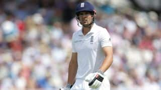 Alastair Cook wants to score big runs as England captain