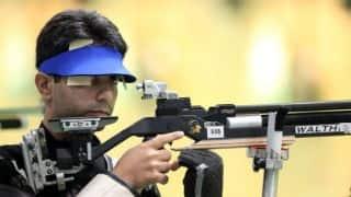 Abhinav Bindra: Working hard for Rio Olympics