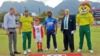 South Africa vs Sri Lanka, 1st T20I: South Africa bowl in T20 against Sri Lanka
