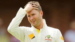 Under-fire Michael Clarke backed by former Australian captains