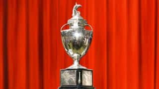 Ranji Trophy 2017-18 Points Table, Team Standings, Match Results