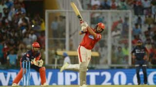 Highlights, IPL 2018, DD vs KXIP, Full Cricket Score and Updates, Match 22 at Feroz Shah Kotla: KXIP win by 4 runs