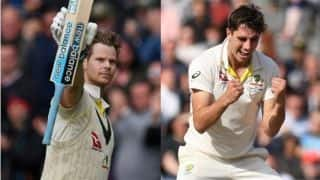 Steve Smith, Pat Cummins maintain top spots in ICC Test rankings