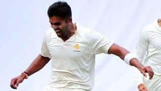 Panthers 161/5 in 18.4 Overs (Chasing 161) | Live Cricket Score, Karnataka Premier League (KPL) 2015, Match 17, Belagavi Panthers vs Namma Shivamogga: Jonathan blitz leads Panthers to victory