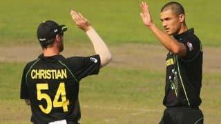 Bangladesh vs Australia ICC World T20 2014: Nathan Coulter-Nile dismisses Bangladesh openers; score 21/2