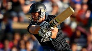 India vs New Zealand 5th ODI Live Cricket Score: Kane Williamson, Ross Taylor complete fifties; score in 149/2 in 31 overs