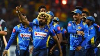 3rd T20I: Lasith Malinga's second T20I hat-trick seals Sri Lanka's consolation win