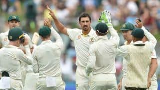 India vs Australia, 2nd Test: Tim Paine defends Aaron Finch, Mitchell Starc in unchanged Test team
