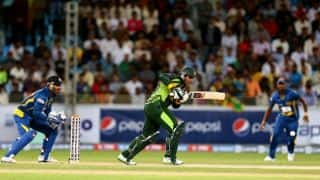 Pakistan opt to bat against Sri Lanka in 5th ODI at Abu Dhabi