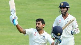 अजिंक्य रहाणे-मुरली विजय की खराब फॉर्म ने बढ़ाई भारत की चिंता
