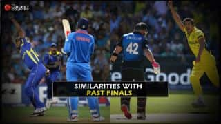 Australia vs New Zealand World Cup final: Seven similarities with past World Cup finals