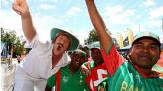 Bangladesh vs England ICC Cricket World Cup 2015, Pool A Match 33 at Adelaide: Passionate fans gives Bangladesh a lift