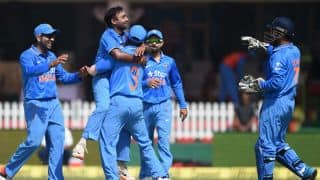 India vs South Africa 1st ODI at Kanpur: Amit Mishra proud of his bowling performance