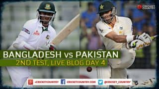 Live Cricket Score, Bangladesh vs Pakistan 2015, 2nd Test at Dhaka, Day 4, Ban 221: Pakistan win by 328 runs, take series 1-0