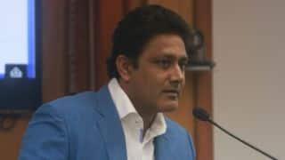 BCCI slammed over Anil Kumble's birthday tweet