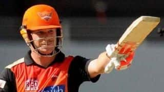 IPL 2019: On IPL return, David Warner smashes 65 off 43 in Hyderabad