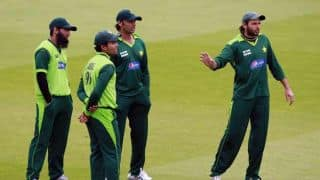 Pakistan cricketers lashing out in public is not good