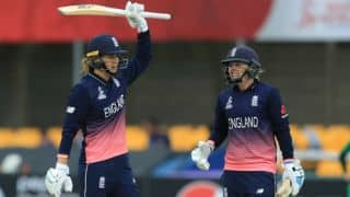 ENG humiliate PAK to earn first victory of WWC17