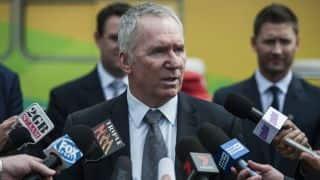 India vs Australia 2014-15: Allan Border says sledging should be toned down