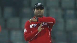 Indian umpire Nitin Menon all set for Test debut in November