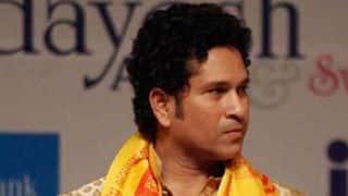 Sachin Tendulkar inaugurates Sky Karting track in Mumbai