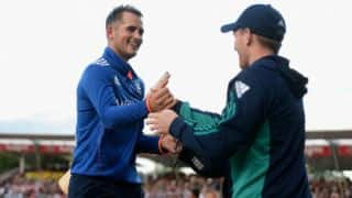 It's very pleasing to have Alex Hales back, says Eoin Morgan