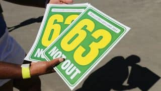 Cricket Australia trademarks '63 not out' in memory of Phillip Hughes