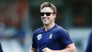 AB de Villiers feels CSA's T20 Global League could discontinue trend of signing Kolpak deals