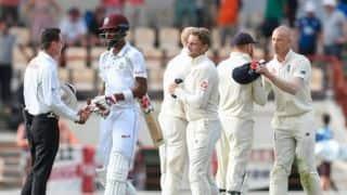 England drop two spots in ICC Test rankings