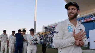 Pakistan vs New Zealand: Kane Williamson basks in 'special' Test series win in the UAE