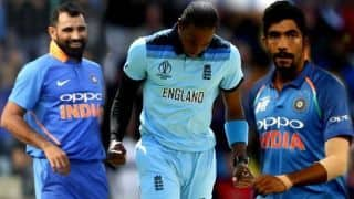 ICC CRICKET WORLD CUP 2019: Mitchell Starc is leading wicket-taker, Jofra Archer has most dot ball in tournament