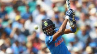 Pandya eclipses Finch's hundred; India take unassailable 3-0 lead