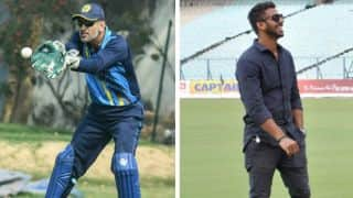Vijay Hazare Trophy 2016-17, BEN vs JHA: Likely XIs for Dhoni and Tiwary-led sides